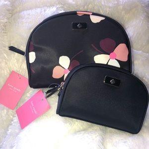 ♠️ Kate Spade Cosmetic Bags